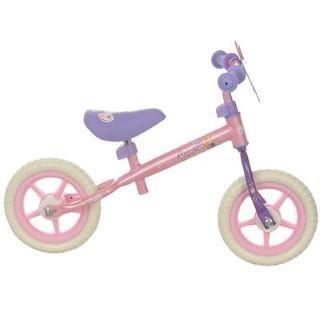 Princess Balance 10 inch Bike Girls Pink