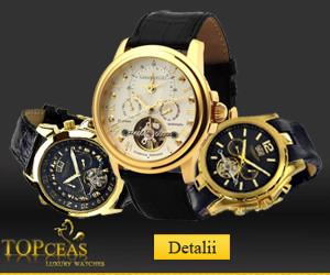 De unde imi pot cumpara ceasuri de firma?