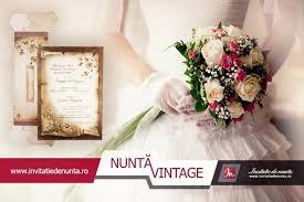 Cumpara online invitatii de nunta si vei fi multumit