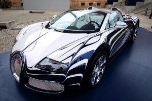 Cele mai scumpe masini din lume
