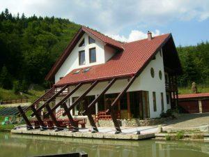 Case din lemn - Ecologie la costuri reduse