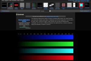 Calibrarea unui monitor – temperatura culorii