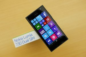 Nokia Lumia 730 – specificatii si software