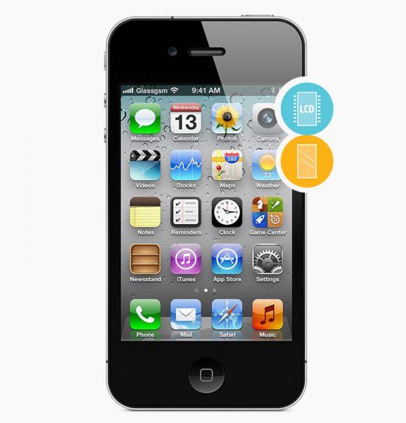 Cateva caracteristici tehnice ale display-ului de iPhone 4