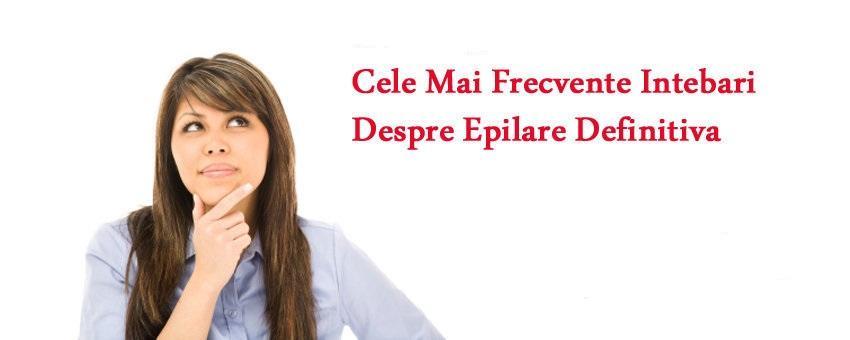 Adevaruri despre epilare definitiva