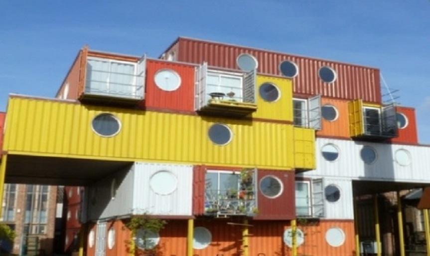 La ce folosesc containerele maritime iesite din uz?