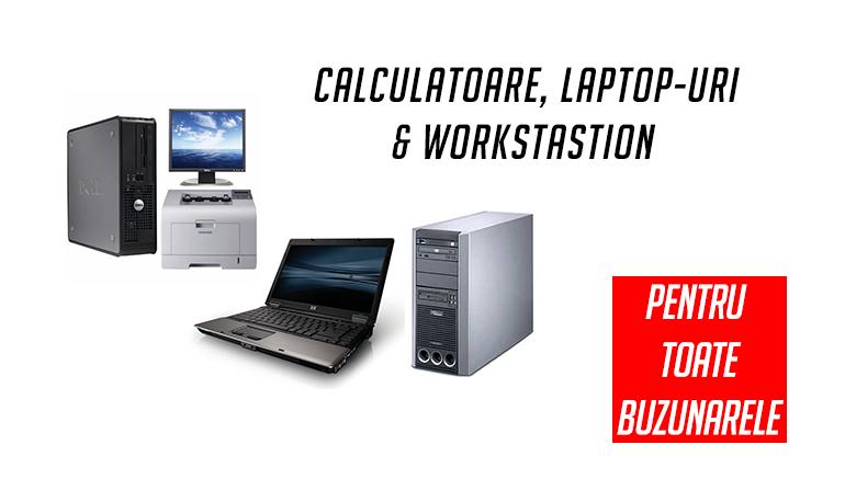 Cum cumparam calculatoare refurbished?