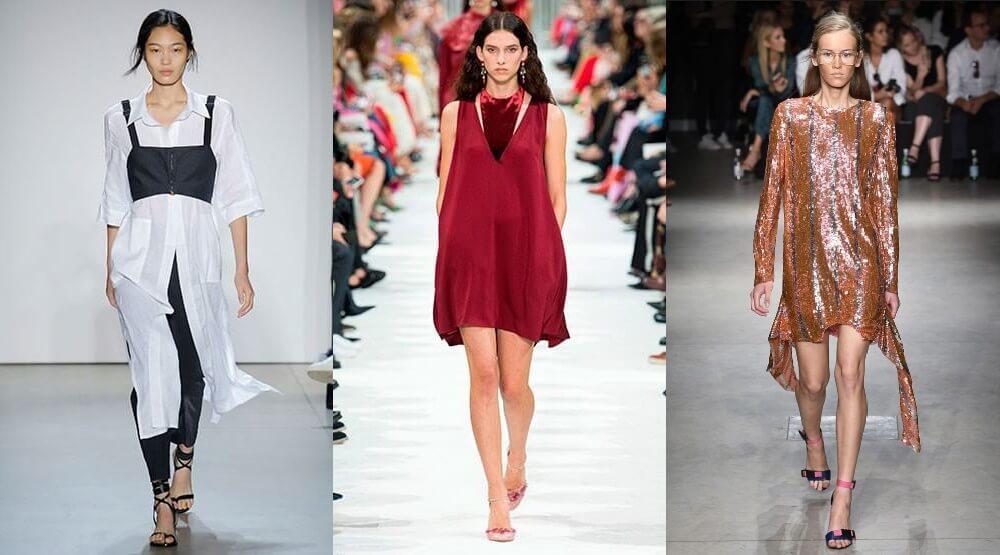 Tendintele modei in materie de rochii pentru vara anului 2018