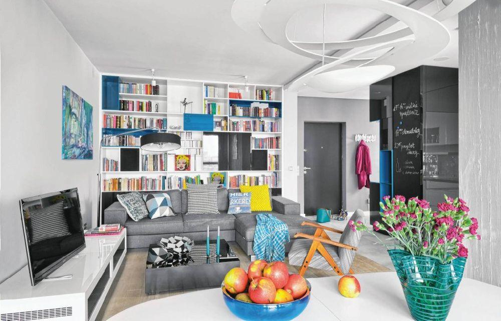 Apartament cu o camera sau studio?