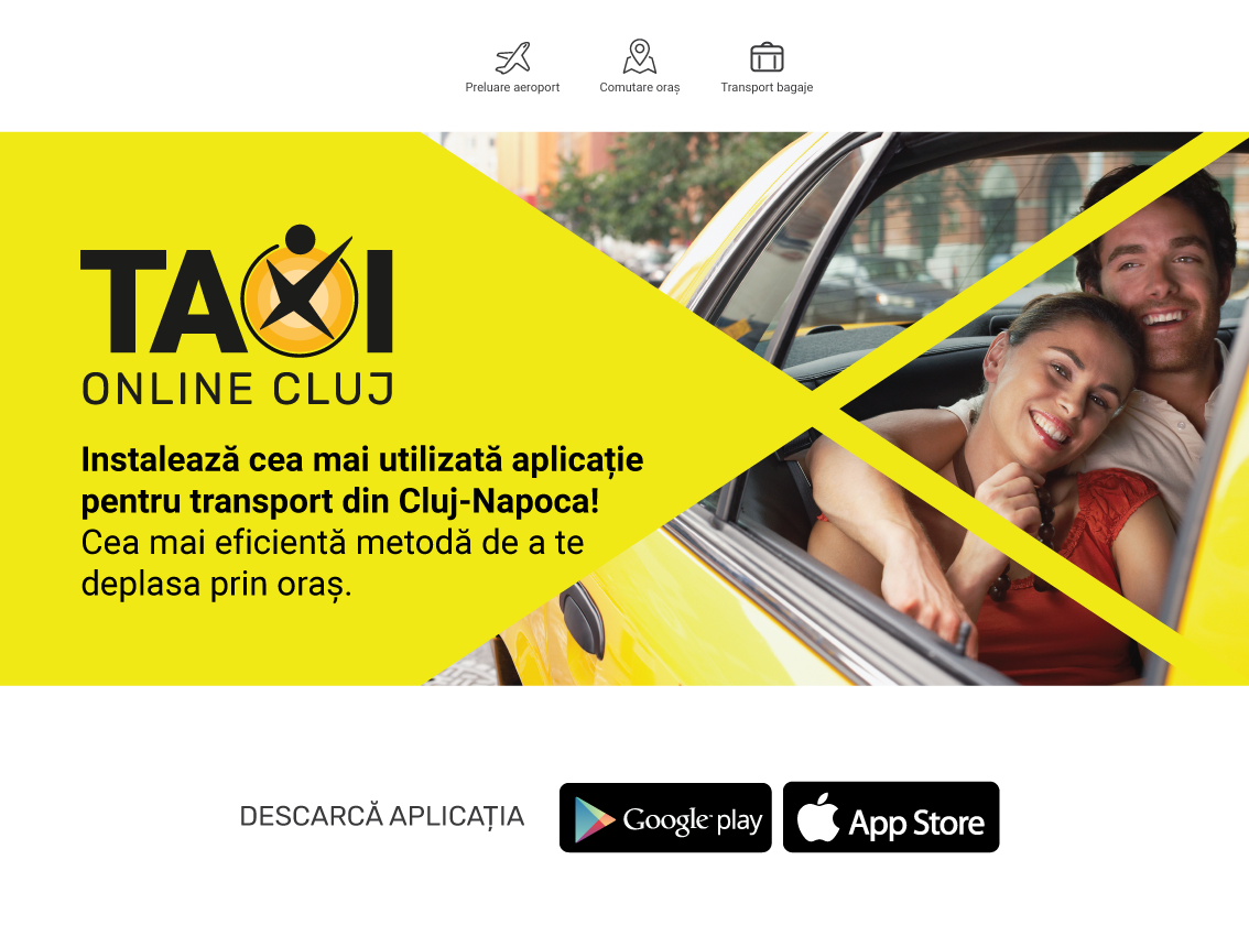 TaxiOnline Cluj
