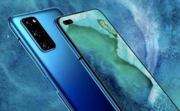 Prezentare Huawei Honor V30 Pro 5G