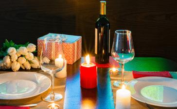 Idei de preparate pentru o cină romantică