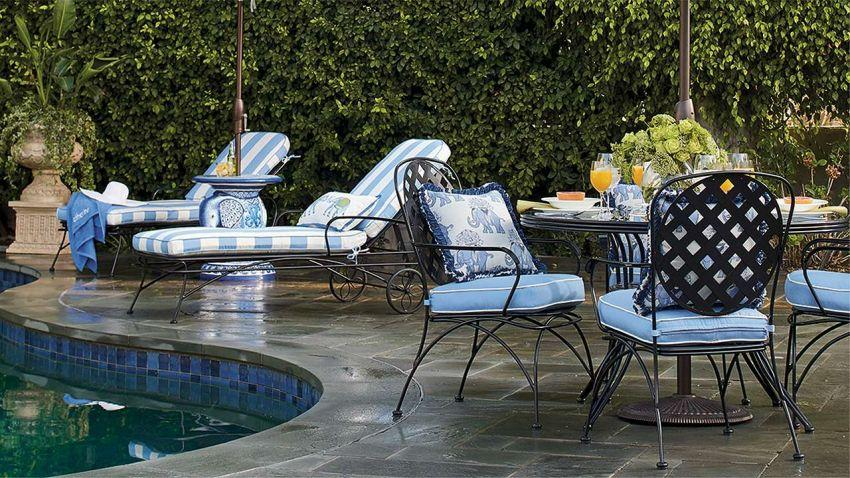 Mobilier frumos pentru grădina, terasa și piscina ta de la familio.ro